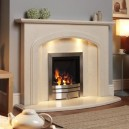 Walworth Marble Fireplace