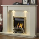 Olympia Marble Fireplace