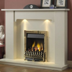 Olympia Marble Fireplace Richard James Fires