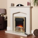 Thornbury Marble Fireplace