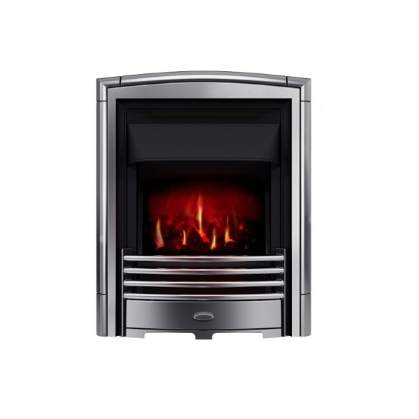 Slimline Wall Mounted Electric Fires: VALOR CENTRE EXCLUSIVE Petrus Slimline Electric Fire