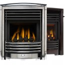 Valor Petrus Full Depth Gas Fire