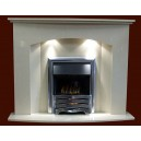 Paris Marble Fireplace